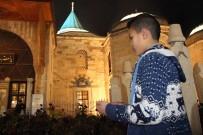 İSLAMIYET - Kandilde Vatandaşlar Hazreti Mevlana'nın Türbesine Akın Etti