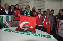 MUHARREM YıLDıZ - Kars 36 Spor Başkanı Muharrem Yıldız'dan Edirne Valisi Özdemir'e Tepki