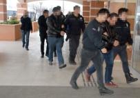 Kastamonu'da Suç Örgütüne Yönelik Operasyonda 3 Kişi Tutuklandı