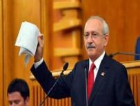 Kılıçdaroğlu belgeleri FETÖ'den aldığı kanıtlandı