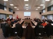 SEL FELAKETİ - Kırklareli Afet Müdahale Planı Masabaşı Tatbikatı Yapıldı
