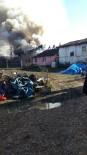 ELEKTRİK KONTAĞI - Köy Evi Alev Alev Yandı