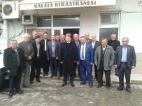 ERKAN KARAHAN - Malkara Kaymakamı Erkan Karahan Muhtarlarla Buluştu