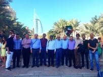 DUBAI - Manisalı İşadamları Dubai'den Döndü