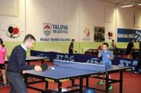 Masa Tenisi Federasyonu Yalova'da Toplandı