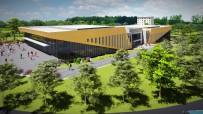 NİKAH SARAYI - Merkezefendi Kültür Merkezi Ve Nikah Sarayı'na Birincilik Ödülü