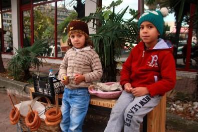 Mülteci çocukların çilesi