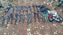 DOĞANLı - Nusaybin'de Çok Sayıda Silah Ele Geçirildi