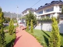 SARIYER - Olive Sarıyer Evleri'nin Yüzde 95'İ Tamamlandı