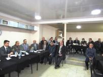 MURAT EREN - Pınarhisar'da Vatandaşla Buluşma Toplantısı