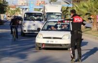 AŞIK VEYSEL - Polisten Uyuşturucu Denetimi