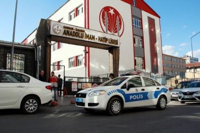 Samsun'da lisede bıçaklı kavga: 1 yaralı