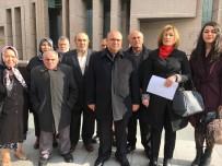 NUR YERLITAŞ - Şehit Aileleri Derneğinden Nur Yerlitaş Hakkında Suç Duyurusu