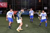 YENIÇERILER - Şehit Oğuz Özgür Çevik Turnuvasında Çeyrek Finalistler Belli Oldu