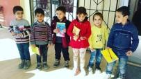 BOĞAZKÖY - Şemdinli'de 500 Öğrenciye Giyim Ve Kırtasiye Yardımı