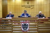 MEHMET NEBI KAYA - Sivas İl Özel İdaresi Bütçesi 135 Milyon TL