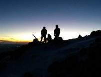 TENDÜREK DAĞI - Tendürek Dağı'nda PKK'ya yönelik operasyon