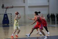Türkiye Kadınlar Basketbol Ligi Açıklaması Yalova VIP Açıklaması 73 - Mersin BŞB Gelişim Açıklaması 65