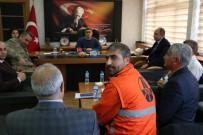 MEHMET NURİ ÇETİN - Varto'da Kışa Hazırlık Toplantısı