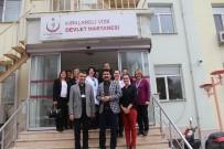 BIYOKIMYA - Vize Devlet Hastanesine Kalite Değerlendirmesi Yapıldı