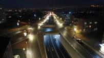 TÜRKISTAN - Yukarı Tekke Alt Geçidi Trafiğe Açıldı