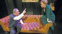 KARŞIYAKA BELEDİYESİ - Zuhal Olcay 8 Yıl Sonra Tiyatro Sahnesinde