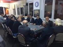 KÜPLÜ - AK Parti Merkez İlçe Teşkilatı'ndan Ziyaretler