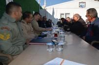 YASAKLAR - Aliağa'da Balıkçılara Sahil Güvenlikten Eğitim