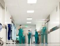 ESTETİK AMELİYAT - Ameliyat masasında kurşunlandı