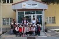 KUŞ YUVASI - Anasınıfı Öğrencilerinden Sivas Orman Fidanlık Müdürlüğü'ne Ziyaret