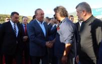 AK PARTİ İL BAŞKANI - Bakan Çavuşoğlu, Alanya'da Üniversite Açılısına Katıldı