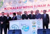 DEĞIRMENÇAY - Bakan Eroğlu Ve Bakan Elvan, Mersin'de 21 Tesisin Temelini Attı