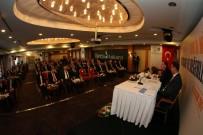 OSMAN AŞKIN BAK - Bakan Osman Aşkın Bak KYK İl Müdürleri İle Biraraya Geldi