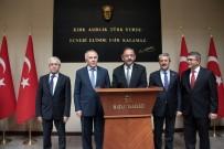 HATAY VALİSİ - Bakan Özhaseki Hatay'da