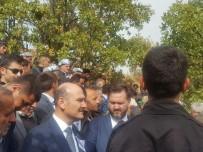ORHAN TOPRAK - Bakan Soylu Hakkari'de Şehit Korucuların Cenaze Namazına Katılacak