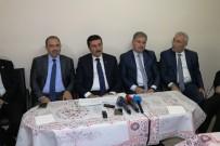IRAK HÜKÜMETİ - Bakan Tüfenkci Ziraat Odası Başkanları İle Buluştu