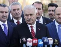 FAHRİ DOKTORA - Başbakan Yıldırım'dan flaş TEOG açıklaması