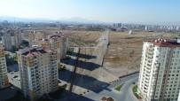 TALAS BELEDIYESI - Başkan Çelik ERÜ'yü Halef Hoca Caddesi'ne Bağlayan Yeni Yolu İnceledi