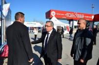 ŞEHADET - Başkan Çetin Akıncı Üssü Davasında Şehit Yakınlarını Yalnız Bırakmıyor