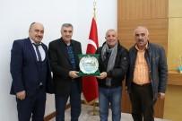 GÖKTEPE - Başkan Toçoğlu, Bulgaristan'dan Gelen Heyetle Bir Araya Geldi
