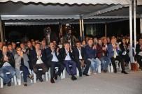 MENDERES TÜREL - Başkan Türel, 4 Mahalleyi 3. Etap Raylı Sistem Projesi Hakkında Bilgilendirdi