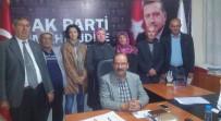 Başkan Yiğit, Parti Çalışmalarını Değerlendirdi, Belediye Çalışmalarını Eleştirdi