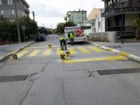 YAĞCıLAR - Büyükşehir'in Güvenli Ulaşım İçin Çalışmaları Sürüyor