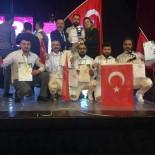ADEM YıLMAZ - CMC CAT Türkiye Kuaförler Milli Takımı Üçüncü Oldu