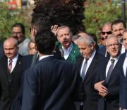 BÜLENT ARINÇ - Cumhurbaşkanı Erdoğan Cuma Namazını Manisa'da Kıldı