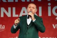 BÜLENT ARINÇ - Cumhurbaşkanı Erdoğan'dan CHP'li Tezcan'a Eleştiri