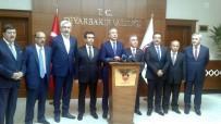 GALIP ENSARIOĞLU - Eker'den Diyarbakır'daki Operasyonla İlgili Açıklama