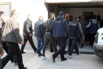 Elazığ'daki PKK/KCK Operasyonu Açıklaması 13 Şüpheli Adliyeye Sevk Edildi