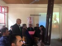 SOSYAL HİZMET - Erbaa'da Kahvehanelerde Aile Eğitimi