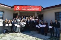 NENE HATUN - Erzurum'da Anka Temel Personel Eğitim Programı Düzenlendi